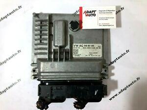 CALCULATEUR MOTEUR DELPHI DCM6.2V 04B907445 28459901 HW: H08 VW SEAT SKODA