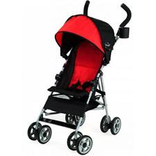 Lightweight Folding Stroller Baby Toddler Cup Holder Umbrella Sun Shade Storage