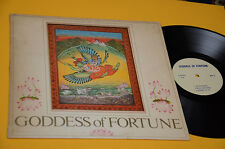 LP GODDES OF FORTUNE 1° ST ORIG GEORGE HARRISON NM TOP COLLECTORS