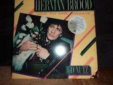 HERMAN BROOD & HIS WILD ROMANCE - GO NUTZ - 1980 VINYL LP ARIOLA RECORDS