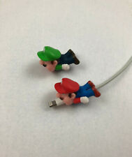 Mario Cable Bite Charger Protector Other Characters Available