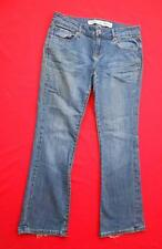 CHARLOTTE RUSSE ~ Blue Jean Pants Everyday Boot Bootcut ~ Size 8S 8 SHORT