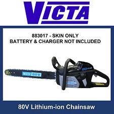 Victa 80V Cordless Chainsaw -883017 - SAVE $79