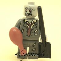 LEGO Collectable Mini Figure Series 1 Zombie - 8683-5 COL005 R621