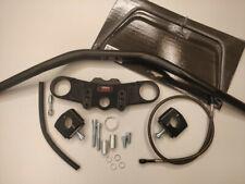 Abm Superbike Booster Lenker-Kit Suzuki GSX-R 600 (Ad ) 98-00 Nero