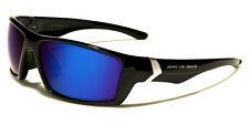 Arctic Blue Sunglasses AB1401 UV400 Davis E5 black sunnies brown lens mirrored