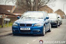 BMW M Sport 318i Estate E91 3 series 2010 2l petrol 6 speed manual LONG MOT