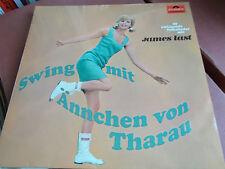 JAMES LAST: SWING MIT ÄNNCHEN VON THARAU: VINYL LP: POLYDOR: CLUB: H 845