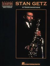 Stan Getz Bb Tenor Saxophone Transcribed NEW 000699375