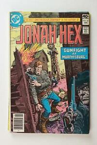 LOT of THREE JONAH HEX 1979-1980 COMICS # 27~29~32 (FN to VF condition)