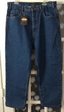 Guide Gear, Size 18, Cotton Thermal Lined, Blue Jeans