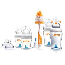 Munchkin Baby Latch Newborn Anti-Colic Bottles,Teats & Brush Infant Starter Set