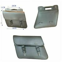 Universal Moto sinistra Lato Bagaglio Borsa Borsa da sella Saddle Bag Tool Bag