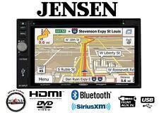 Jensen VX7022 Navigation DVD Receiver w/ 6.2