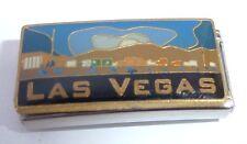 LAS VEGAS Double 9mm Italian Charm link Viva Casino fits Classic Bracelets USA
