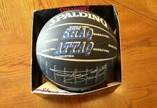 Shaquille O'Neal Shaq Attack Vintage Spalding Basketball With Box Very Rare!
