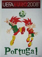 Panini 98 Logo Portugal UEFA Euro 2008 Austria - Switzerland