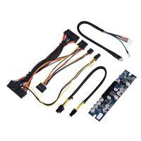 300W 12V ATX Netzteil Modul Netzteilplatine 24Pin für HTPC Mini-ITX Mainboard
