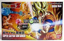 "In STOCK Bandai Figurise ""Super Saiyan Goku"" Dragonball Z Model Kit"