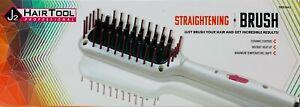 J2 DRE2441 Straightening Brush Nylon Bristle 360 Swivel Cord NEW