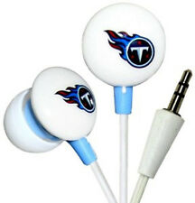 Tennessee Titans Hi-Fi Ear Buds [NEW] NFL Head Phones Headphones CDG