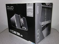 Gear4 Duo iPod Lautsprecher mit Subwoofer 38 Watt GEAR 4 **NEU & OVP**