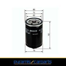 Nouveau 1x Bosch Filtre à Huile - 0451103318 AUDI, VW, Seat, Skoda (€ 10,95/Unité)