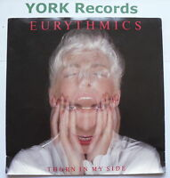 """EURYTHMICS - Thorn In My Side - Excellent Condition 7"""" Single RCA DA 8"""