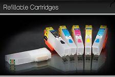 Cartucho de tinta recargables para Epson XP-760 XP-860 XP-960 XP55 XP750 XP850 XP950