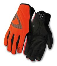 Giro Blaze Gel Glove Cycling Gloves Fall Winter Spring Black/orange New