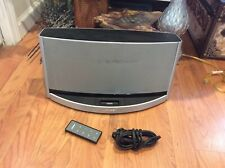 BOSE SoundDock 10 Speaker System For iPod And iPhone 4/4S Bose Sound W Remote