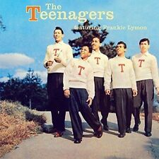 Teenagers The-teenagers Featuring Frankie Lymon The CD