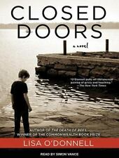 Closed Doors by Lisa O'Donnell (2014, MP3 CD, Unabridged)