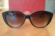 Cartier Sunglasses MODEL: KIM COLOR: Black Palladium T8200791 Liquidation Sale