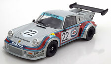 Norev Porsche 911 RSR 2.1 Turbo 2nd 24h Le Mans 1974 #22 1/18 Scale LE of 1000