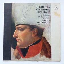 BEETHOVEN Symphonie heroique Orch phil Vienne WILHELM FURTWANGLER 30037