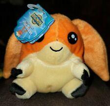 PATAMON  Digimon Digi Pals Plush  Vintage Toy 1997 Bandai  Comes with Tag! Rare!