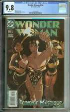 WONDER WOMAN #186 CGC 9.8 WHITE PAGES