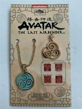 AVATAR The Last Airbender: AIRBENDER Necklace With Interchangeable Charms