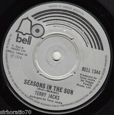TERRY JACKS Seasons In The Sun / Put The Bone In 45