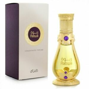 Rabwa Concentrated Perfume Oil - Rasasi Perfumes