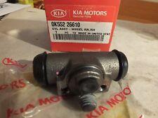 Genuine Kia Sportage 94-99 Sedona  R/H Rear brake slave cylinder 0K552 26610  K3