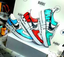 Custom Air Force 1 Cartoon