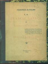 LA FRANCIA NAVALE ED IL CONVEGNO DI TOLONE  FEDERICO DI PALMA TRANI 1901
