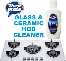 Oven Mate Glass and Ceramic Halogène A levé Powerful Cleaner 300 ml Seals a levé Surface