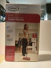 Ewbank Compact Carpet Sweeper Boxed,red