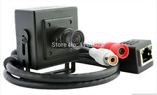 HD Mini IP Camera 1.0MP 720P Indoor Security CCTV ONVIF2.0 P2P H.264 with Audio