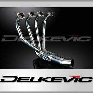 SUZUKI BANDIT GSF600 GSF650 GSF1200 95-07 STAINLESS STEEL EXHAUST DOWNPIPES