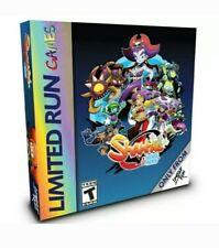 BRAND NEW, Shantae 1/2 Half Genie Hero Limited Run Games Game Boy Color Box