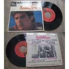 FRANCOIS DE ROUBAIX / ALAIN DELON - Les Aventuriers Rare French EP OST 1966